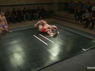 Paul Wagner - blowjob - muscle femdom mmf