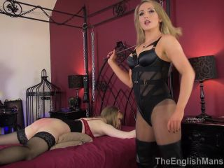 Steel Doll - Jessica Doll And Mistress Courtney - Part 3 - TheEnglishMansion (FullHD 2020)