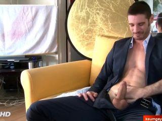 str guy in a gay porn in spite of him !