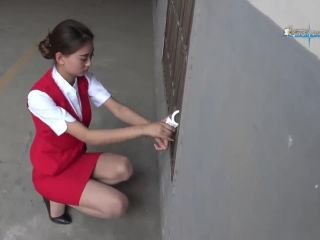 Asian Girls Bound and Gagged