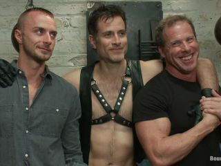 Most challenging suspensions in the history of Bound Gods - Live Shoot!!!