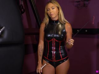 WankItNow Natalia Forrest First Domme Session 06.13.20