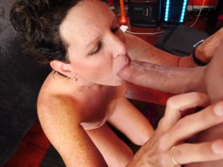 55 year old beth mckenna gets fucked hard by logan long Logan Long