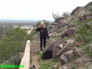 18yr Old Blonde Attacked  Hiking