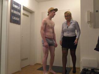 Tatjana young nackt