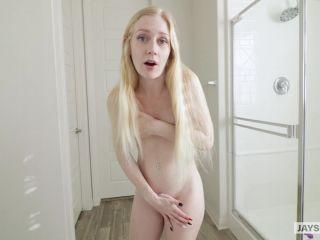 Emma Starletto - Blonde Teen Emma Starletto Lets Step Bro Cum Inside - ...
