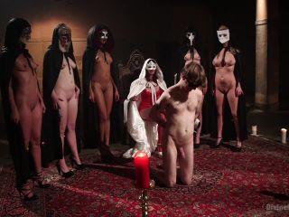 The Secret Femdom Society of Prostate Milking. - Kink  April 30, 2014