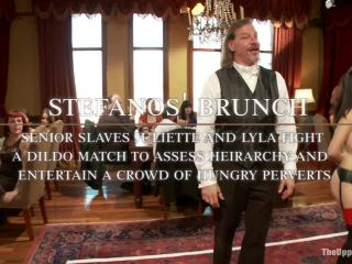 Slave Lyla's Anal Return, and the Order of Authority - Kink  September 27, 2013