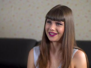 Petite Parisian Luna Rival Gets Wrapped in Rope and Fucked in Public - Kink  May 28, 2018
