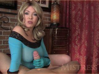 Mistress T in Step MILF Trains Sex Toy