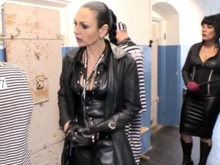 madame catarina  cruelest beauty  jailhouse: matriarchy prison-special guest mistress rouge  madame catarina
