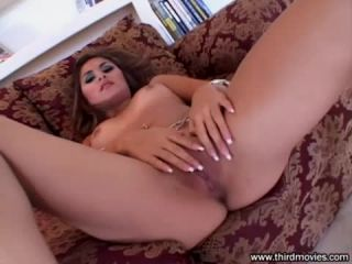 Michelle Maylene Lays Back On Couch While Getting Fucked  Released Dec 8, 2005