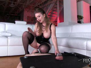 Mistress Cums First