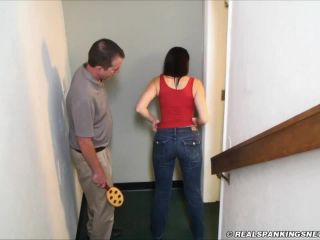 Jessy: Paddled in the Hallway