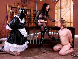 Femdomboot – ClubDom – Temptress Raven Eve Muddy Boots – Part 3