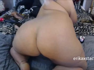 ErikaXstacy - ALL THIS ASS