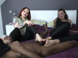 [Amywynters] Clip - Part 1 of mine lou in heels double foot job session with the footjob actor his hugemp4 - 01-12-2019