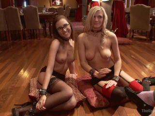 The Petition of Anal Slut Roxanne Rae with House Slave Amanda Tate - Kink  October 31, 2014