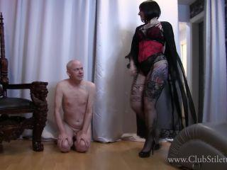 Club Stiletto – Lady Lennox – Your Friend Gets My Pussy, You Get My Feet