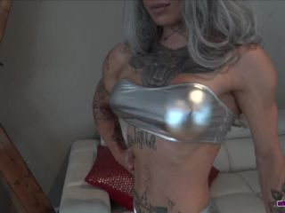 Low Blows – Girls Next Door: TEAM BALLBUSTER – Ballbusting Feats of Strength with Aphrodite – Part 1