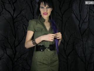 LADY MESMERATRIX - FUCK YOUR PILLOW! - lady mesmeratrix on bdsm porn