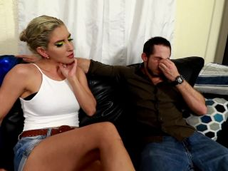 DatesGoneWrong - Sarah Diavola Gives Cheating Loser An Ultimatum!!!
