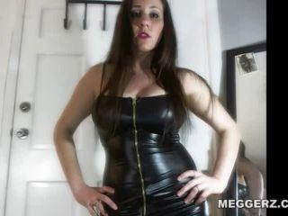 project femdom Meggerz – Cock Slobbing Whore, mesmerize on fetish porn