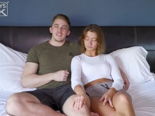 Piper Madison - The Screamer Piper Madison Calms The Nerves Of Boy Next Door Luke Mason - HotGuysFUCK (FullHD 2020)