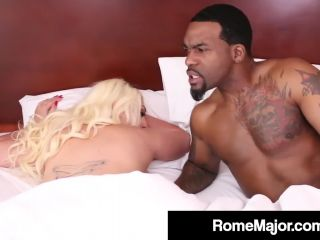 Bbc r major anal fucks curvy  after partying!