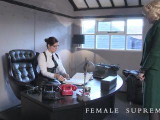 Female Supremacy – Fashionista – Baroness Essex – Hot Femdom