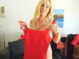 FTVMilfs presents Tyler in Busty Lusty Blonde - Larger Than Life 5 -  on blonde porn