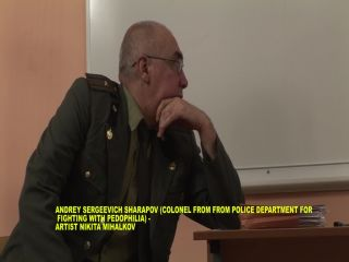 Discipline in Russia - Teacher