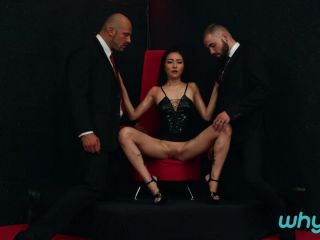 anal 24 Jeffrey Lloyd, Tomm, Rae Lil Black (Men for the Maneater) (HD / Bisexual) WhyNotBi, threesome on hardcore