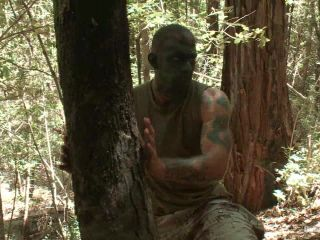daisy haze femdom muscle   The Cabin Series #4 - Bound and Fucked in the Woods   submissive