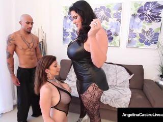 Cuban BBW, Angelina Castro Sara ^ Angelina Castro, Sara Jay - 1 080 ...