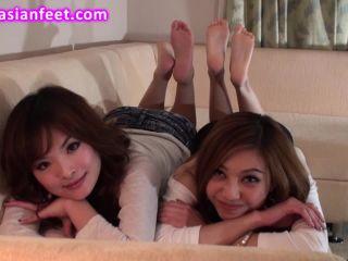 Cherry Asian Feet 3