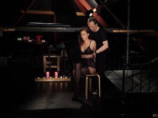 Antonia Sainz - A Slave's Agony [SubSpaceLand, ClassMedia / HD / 720p] | antonia sainz | bdsm porn lesbi bdsm latex