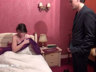 Clarisse  - Mme Martin se fait baiser au saut du lit par son employe  [HD 720p], rocco hardcore on french girls porn