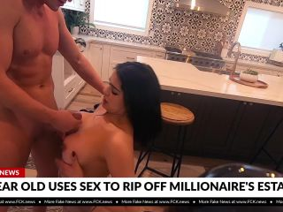 Porn online Bang! Fake News presents Carolina Cortez Uses Sex To Steal From A Millionaire – 25.12.2019