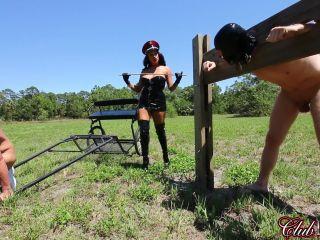 ClubDom – Jamie's Wicked Cane –  Jamie Valentine – Bare Bottom Spanking, Caning - spanking - bdsm porn glove fetish