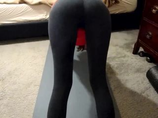 Porn online ManyVids presents charlottehazey in Yoga teacher POV foot and ass worship $14.99