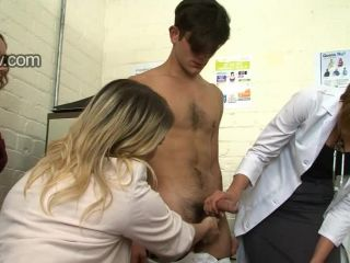 Video online CfnmTV – A visit to the Doctor's: Lucas's Treatment Part 2 | all cfnmtv | femdom porn