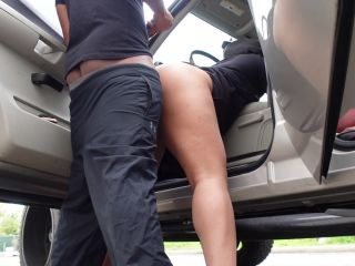 Brownsensations - Public anal quickie turned shitty [FullHD 1080P] - Screenshot 4