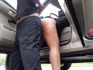 Brownsensations - Public anal quickie turned shitty [FullHD 1080P] - Screenshot 6