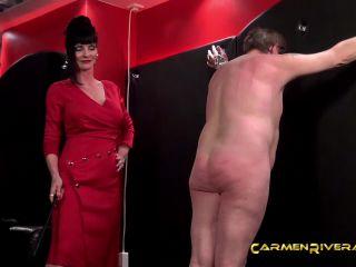 Porn online Carmen Rivera - Melinda Jolie - The Whip Lesson 1  Hungry For Pain femdom