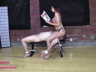 bratprincess  mia  ignores bound slave ass smothered with full weight (1080 hd)  bratprincess