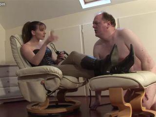 cruel mistress femdom femdom porn   Desire-Her – Joe Domination – Boots, Ass Fetish   trampling