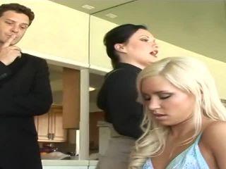 amateur blowjob cumshot porn big ass | Teenage Babysitters #1 | anal