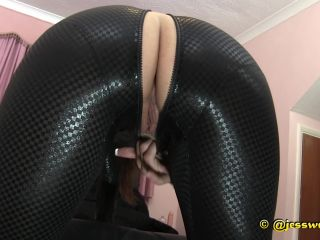 whores_are_us - Oily Catsuit Fuck - ManyVids