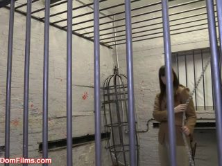 FemdomFilms - Mistress Vivienne's Private Prison POV - Caught in the Act - Whipping - Porn Video Online